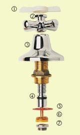 Tap Repair Parts Diy Plumbing Guides Amp Solutions Fix A Tap