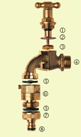 Tap Repair Parts Diy Plumbing Guides Amp Solutions Fix A Tap
