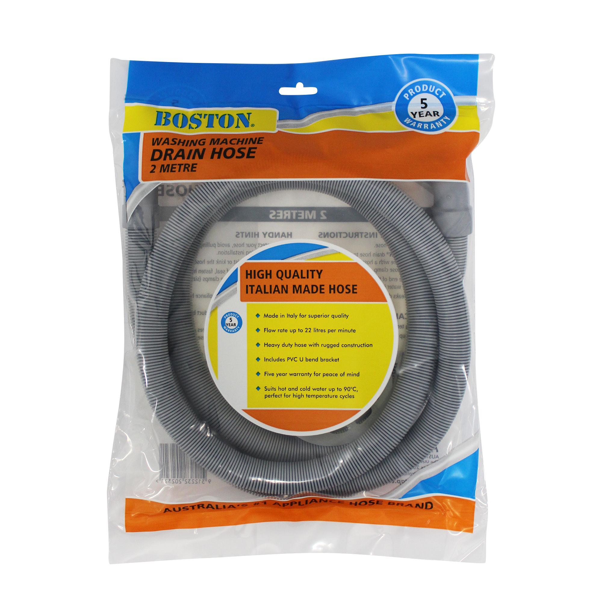 machine drain hose