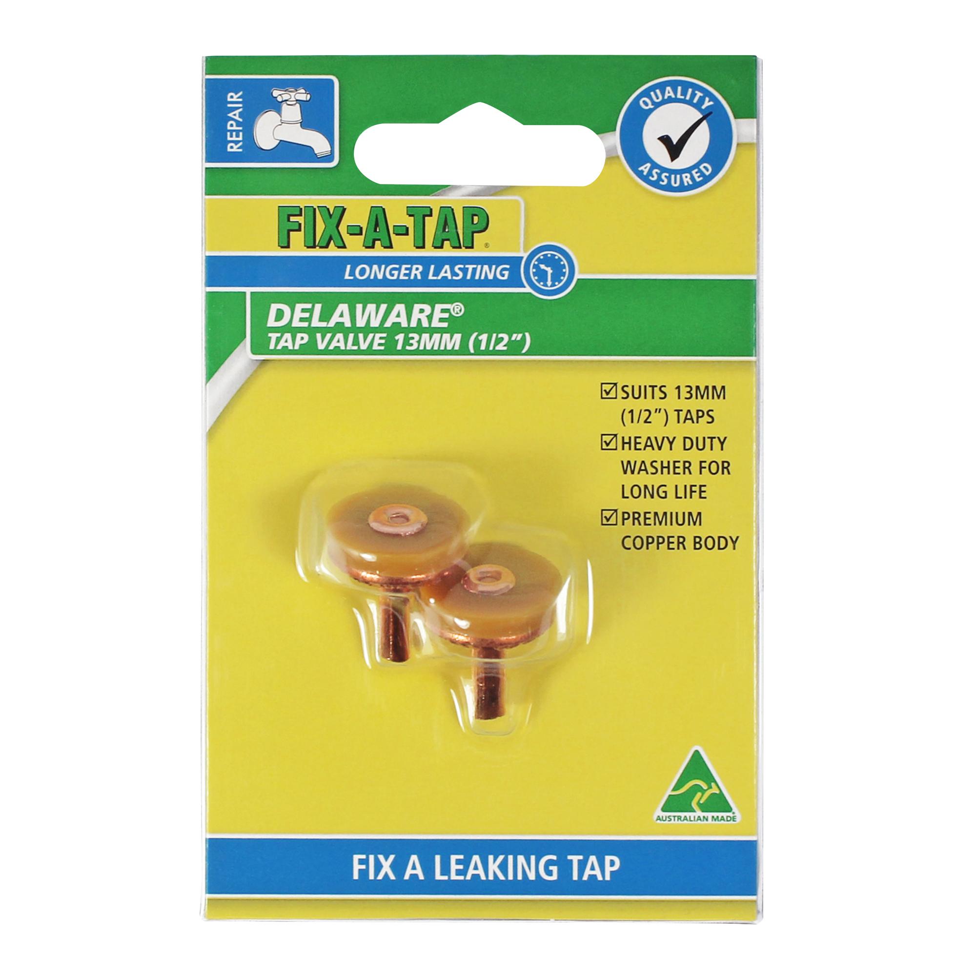 Delaware Tap Valves - Tap Valves - FIX-A-TAP