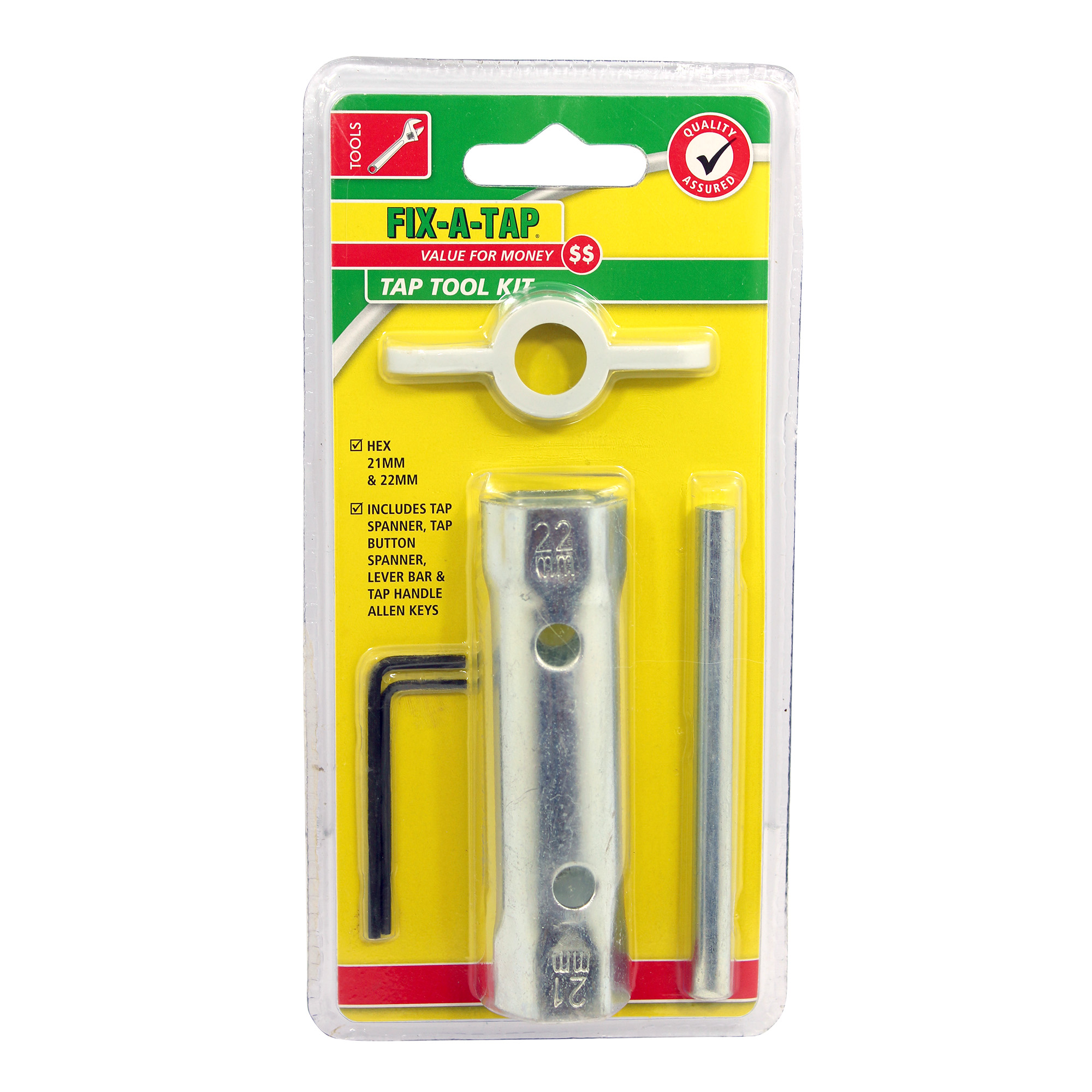 Tap Spanners and Wrenches - Tools - FIX-A-TAP