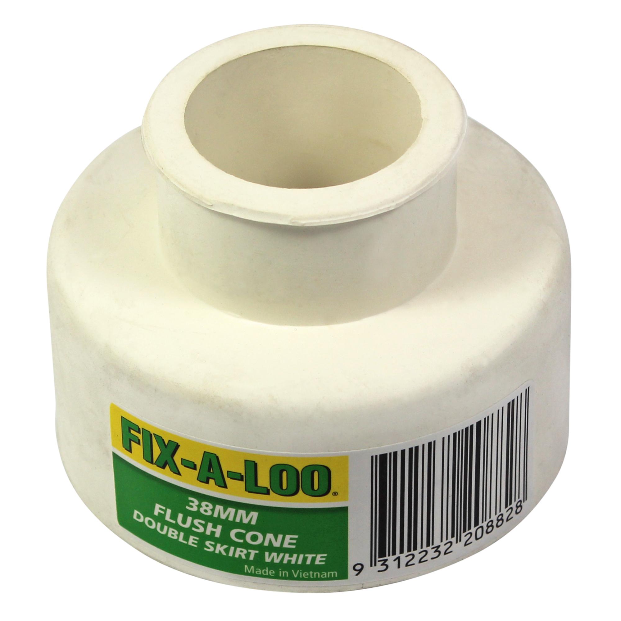 Flush Pipe Cones and Seals - Cistern Repair Parts - FIX-A-LOO