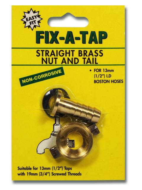 how to fix washing machine hose to tap