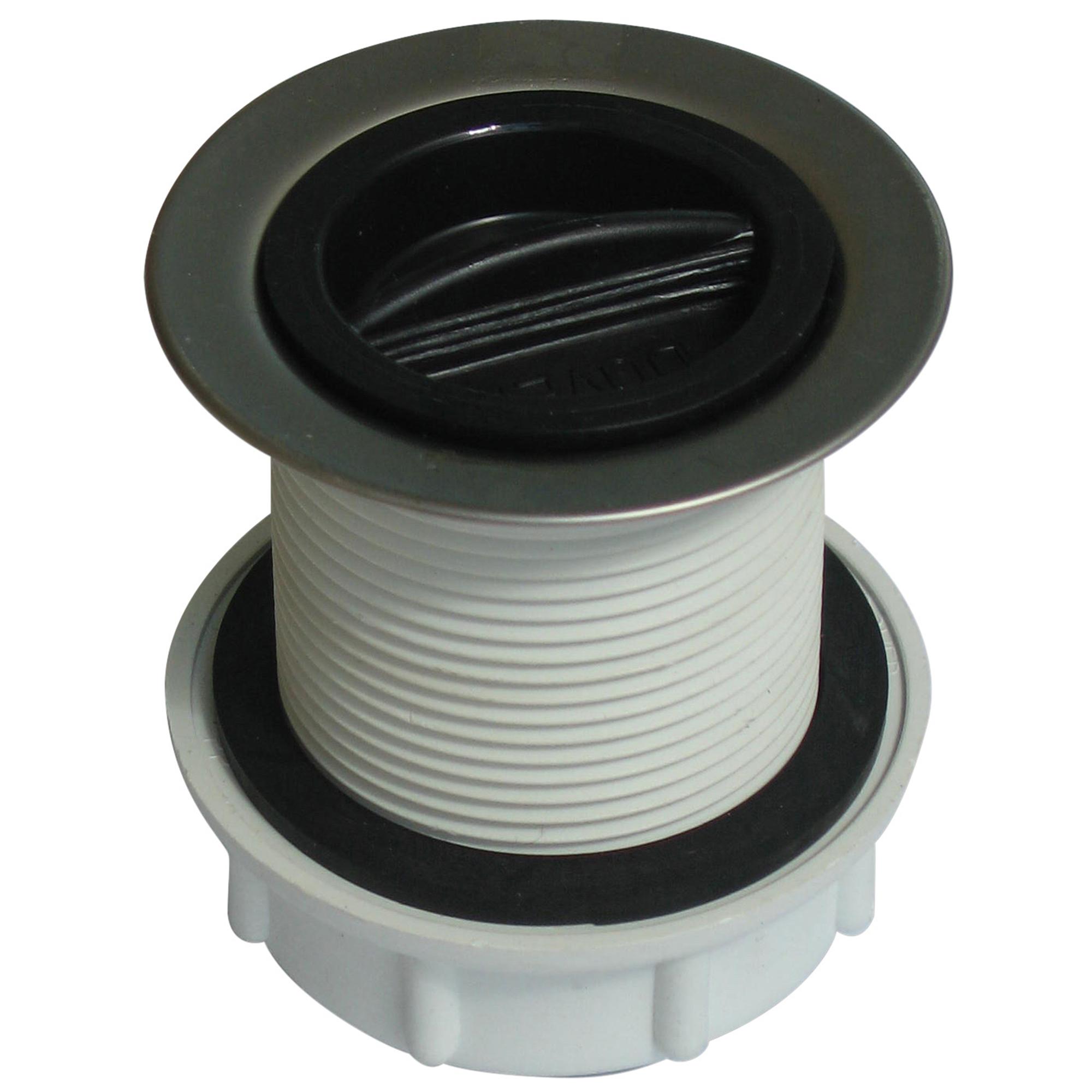 Plug Amp Waste Complete 40mm Boston