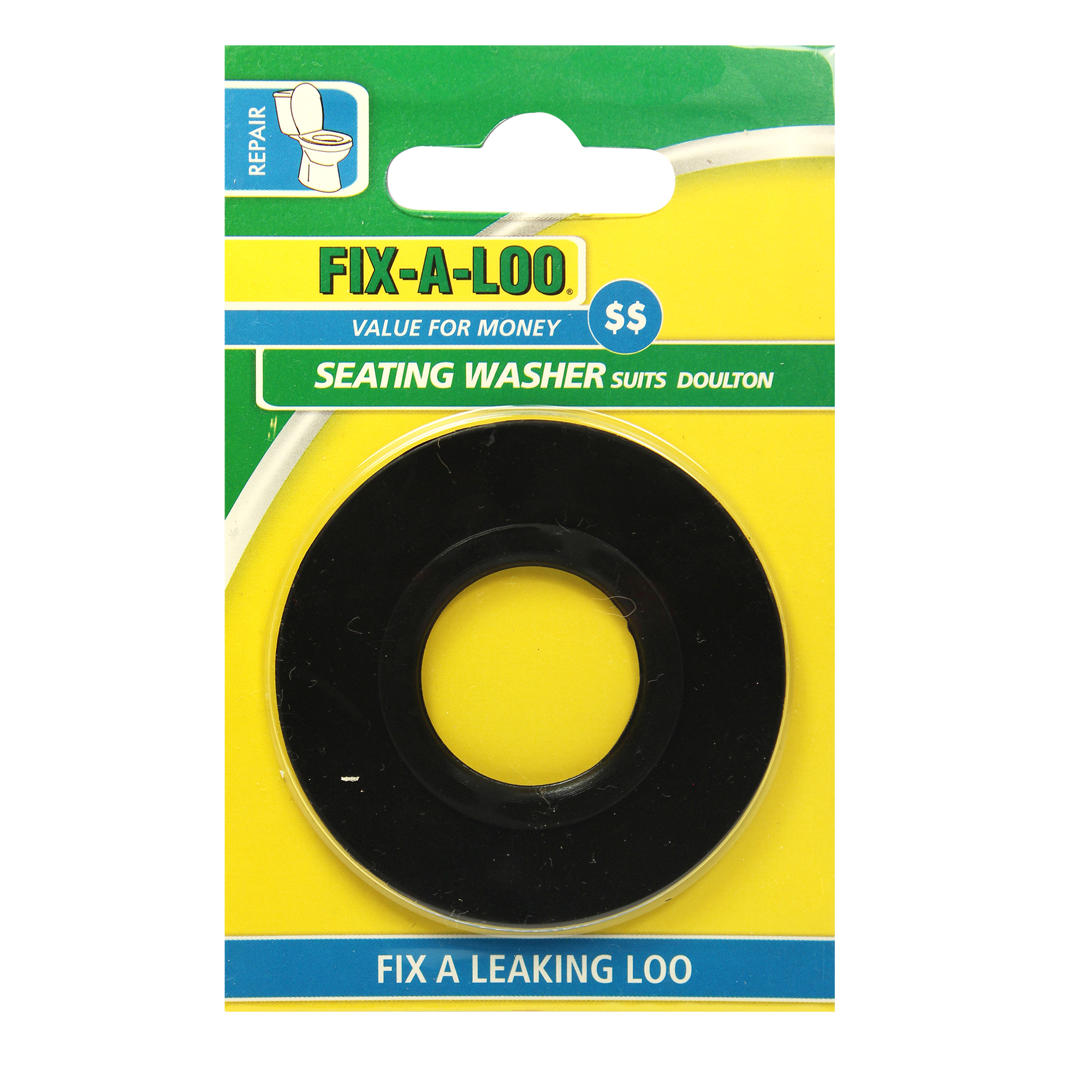 Seating Washers - Cistern Washers - Outlet - FIX-A-LOO