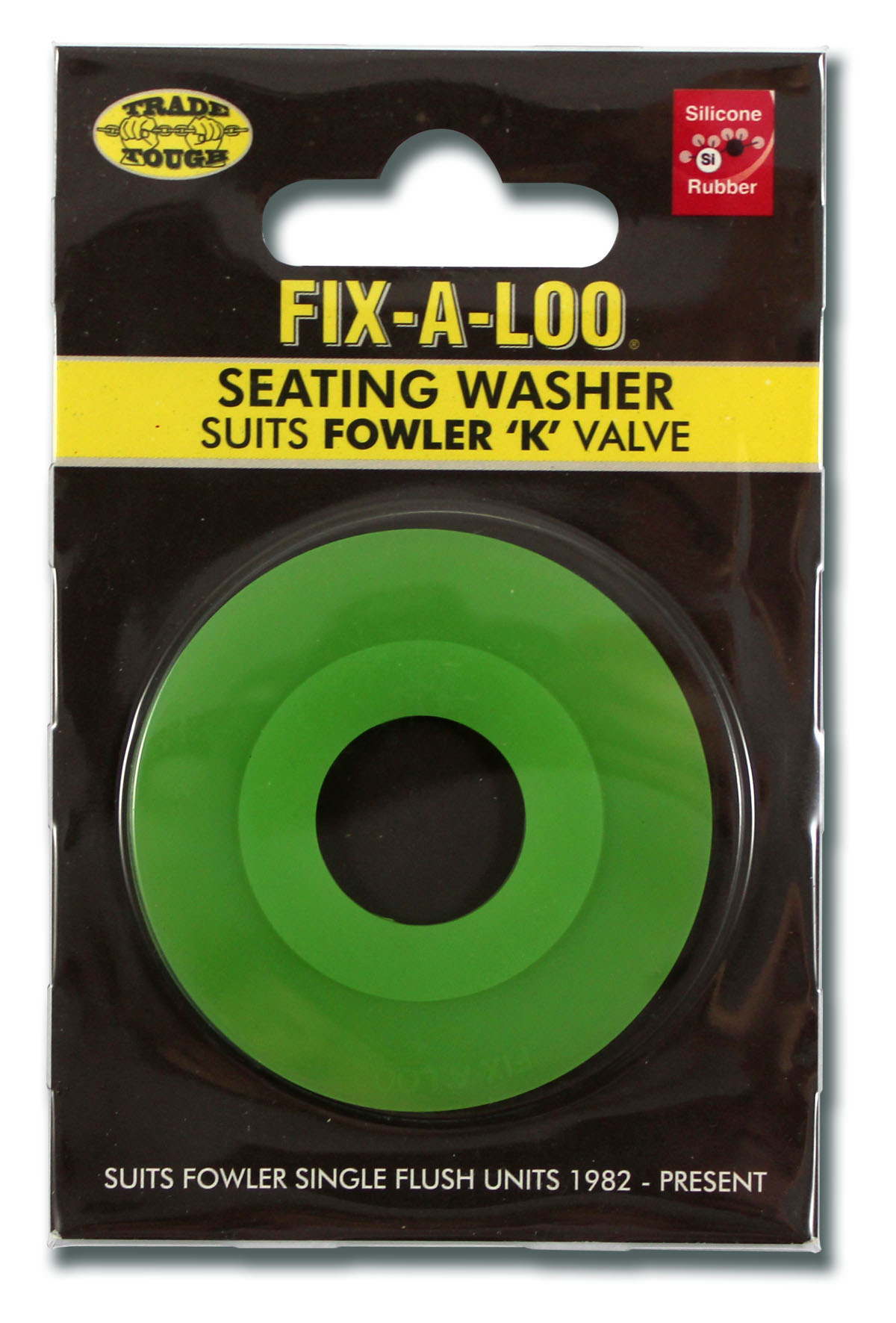Seating Washer Suits K Valve Silicone Green Fix A Loo