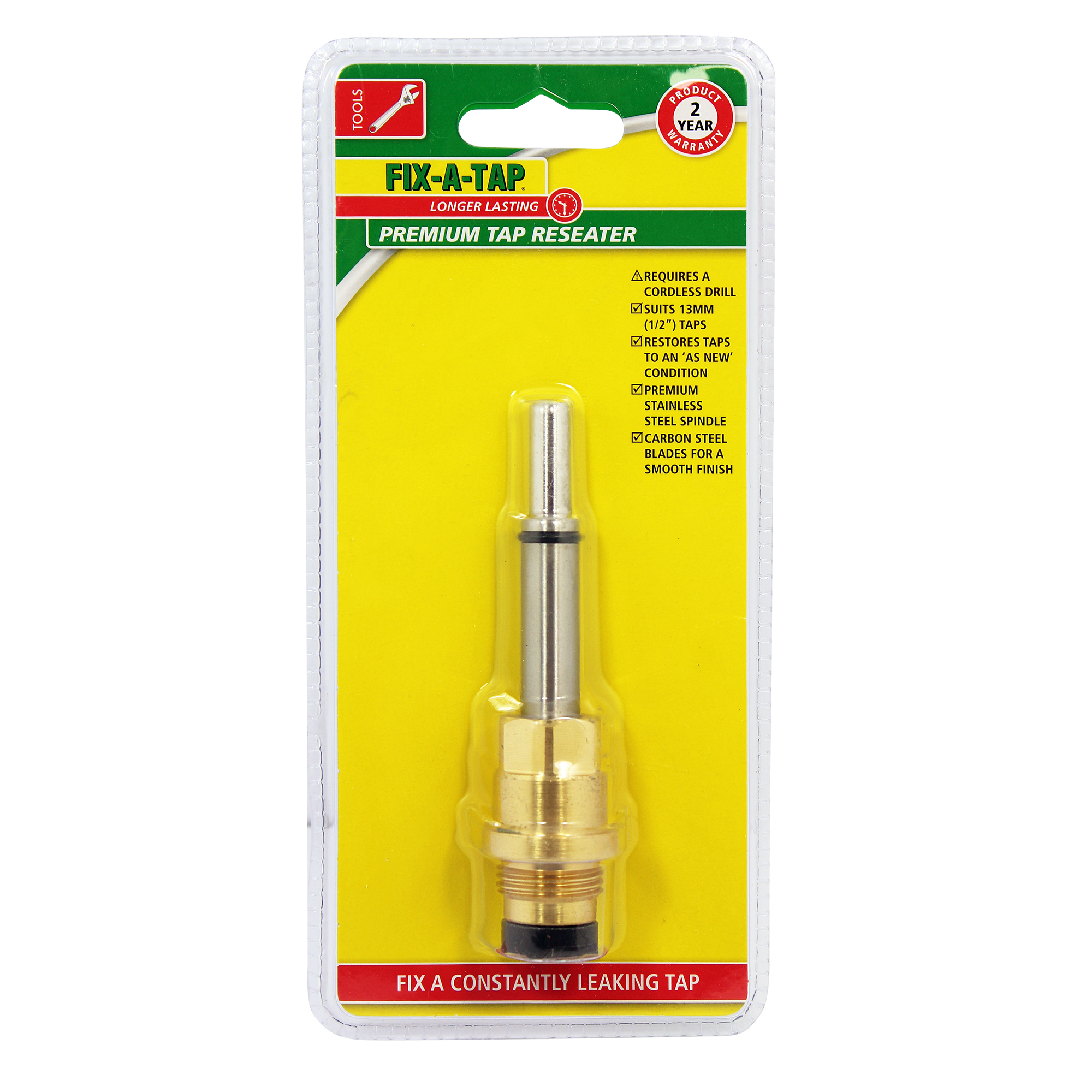 how to use a tap reseating tool