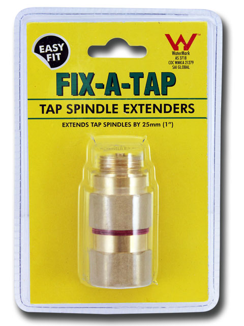 Spindle Extender Fix A Tap