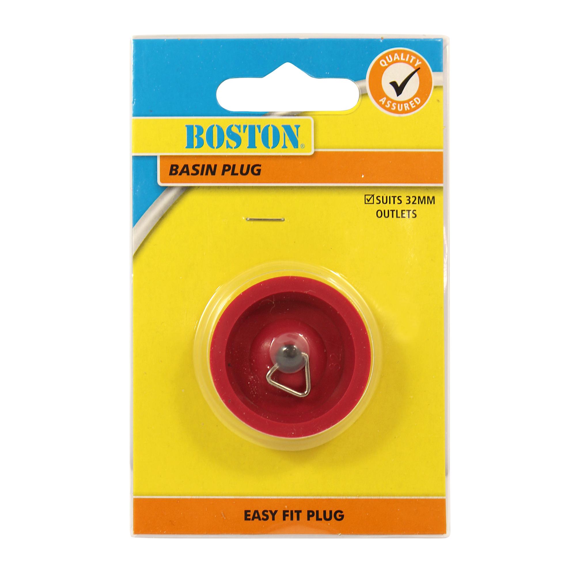 Basin Plug Boston