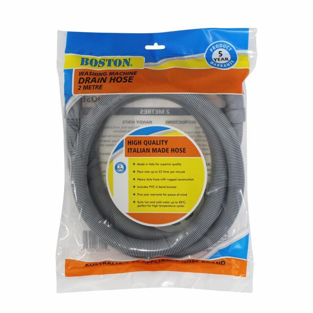 Drain hose washing machine dishwasher hoses boston