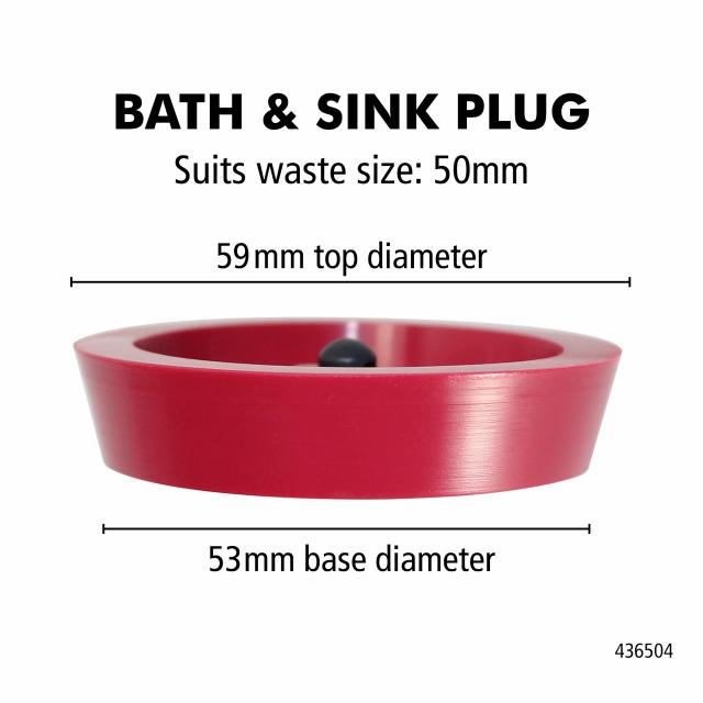 Bath Amp Sink Plug Boston