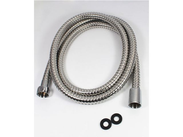 Shower Hose Stainless Steel - LINDONI