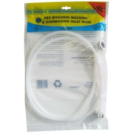 Washing Machine Dishwasher Hose PEX - Fitted Both Ends