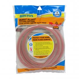 Burst Alert Washing Machine and Dishwasher Inlet hose