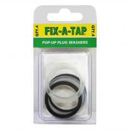 Pop Up Plug Waste Washer