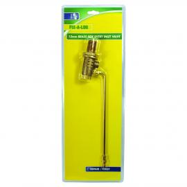Brass Side Entry Inlet Valve