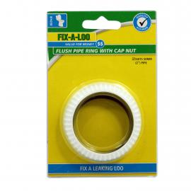 Flush Pipe Ring With Cap Nut