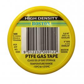 High Density Yellow Gas Tape