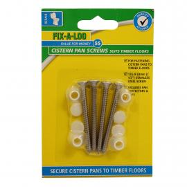 Pan Screws - Timber Floors