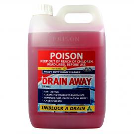 Heavy Duty Caustic Drain Cleaner