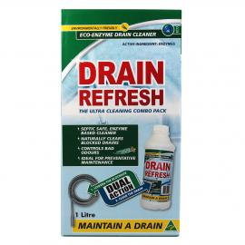 Eco Enzyme Drain Cleaning Combo Kit