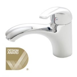 Basin Mixer - Curved