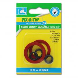 Fibre Body Washer 15mm