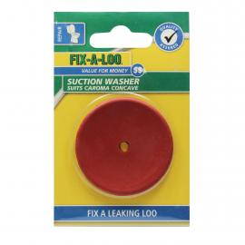 Concave Washer - Suits Caroma - Red