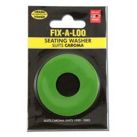 Seating Washer - Suits Car/Dux Silicone Green