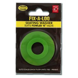 Seating Washer - Suits 'K' Valve Silicone Green