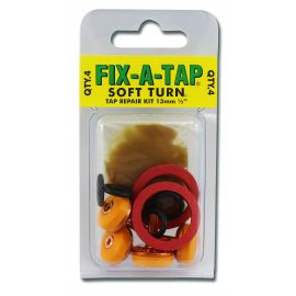 Soft Turn Tap Repair Kit 4 Pack