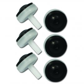 Leaklock Tap Valves