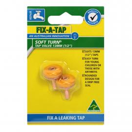 Soft Turn Tap Valve 2 Pack