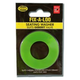 Seating Washer - Suits Geberit Silicone Green