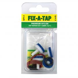 Premium Nylon Tap Repair Kit 4 Pack