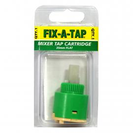 Mixer Tap Cartridge 35mm Flat