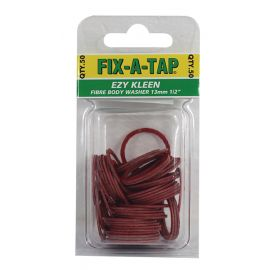 Ezy Kleen Fibre Body Washers 50 Pack