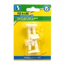 Toilet Seat Nut & Bolt -Suits Caroma