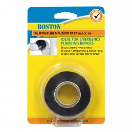 Boston Silicone Self-fusing Tape Black
